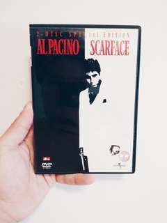 Al Pacino Scarface DVD Movie [Code 3]