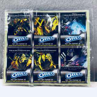 Transformers Age Of Extinction Stickers