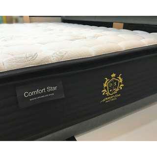Dream Star Hotel Mattress - Comfort Star Queen Size