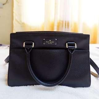 Authentic Kate Spade Black Bag