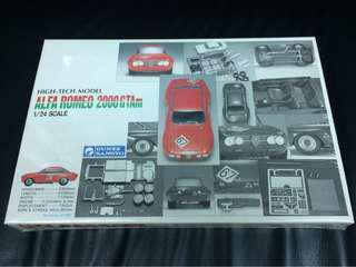 1/24 Alfa Romeo 2000GTAm (High-Tech Model)
