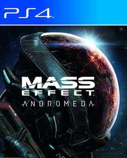 Stock Clearance R3 Mass Effect Andromeda