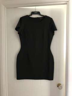 Portmans little black dress