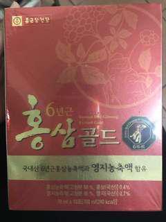 🚚 韓國紅蔘液買1盒多送1包