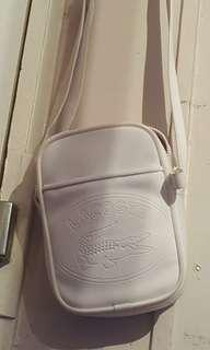 Lacoste bag satchel