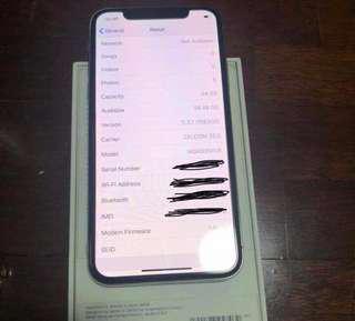 iPhone X 64GB MySet