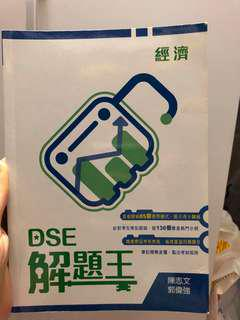 DSE 解題王 經濟