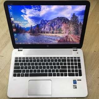 HP Envy 15 Gaming Laptop Quad Core I7