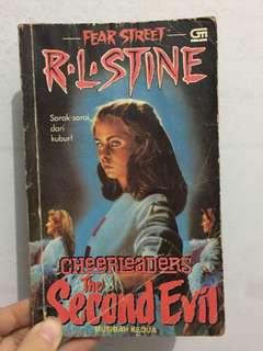 R.L Stine! The Second Evil