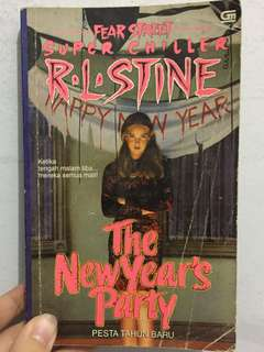 R.L Stine! The New Years Party