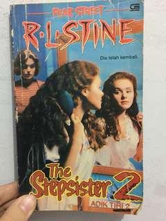 R.L Stine! The Stepsisters 2