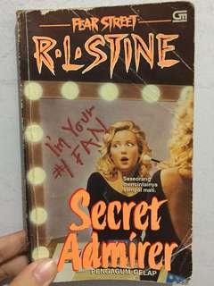 R.L Stine! Secret Admirer