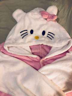 Hello Kitty Adult Onsie (New)