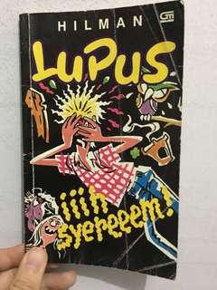 Lupus! iiih syereemm