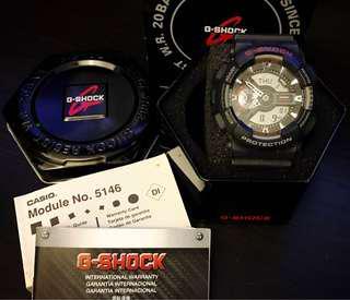 Casio G shock GA-110
