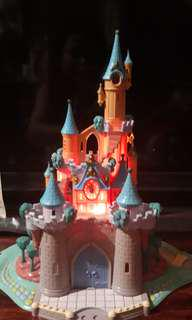 Vintage Polly Pocket Cinderella Castle