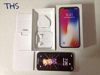 Iphone X Myset 256gb grey