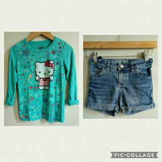 Sale! Set for Girls 7-8T