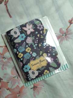 Floral Card Holder