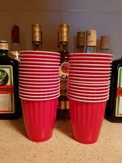 Kirkland Beerpong Red Cups