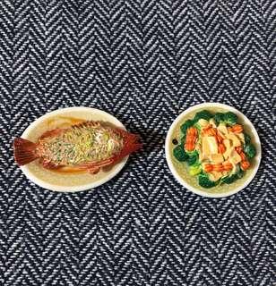 饗宴 扭蛋 食玩 迷你食物 (包郵)
