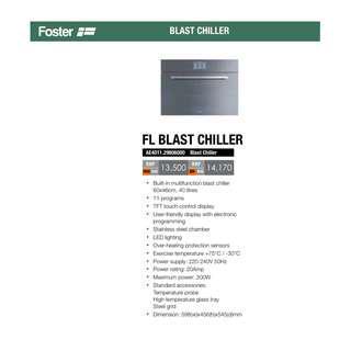 Foster FL Blast Chiller