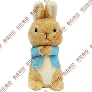 Peter Rabbit 彼得兔 毛公仔 筆袋 化妝袋 拉鏈袋 拉鍊袋 多用雜物收納袋 BEATRIX POTTER