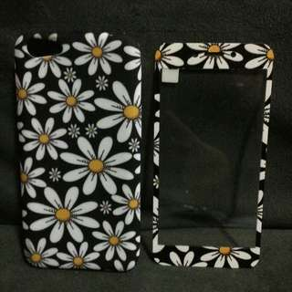 2 IN 1 FLORAL Cases