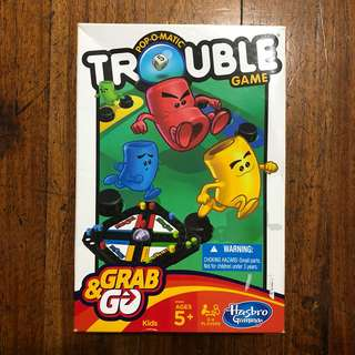 BN Trouble Game