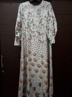 Gallus Dress Mint Ria Miranda