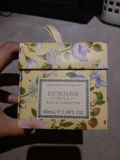 Crabtree & Evelyn summer hill edt 香水