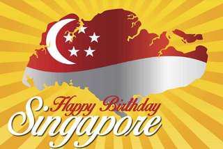 Happy birthday Singapore sale