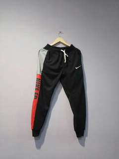 Nike Jogger Pants Celana Tricolour