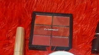 MAC Editorial Reds Lip Palette