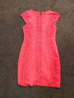 Tokito size 8 pink dress