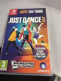 Nintendo Switch - Just Dance 2017