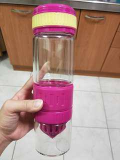 🚚 果鮮魔法瓶 玻璃瓶 500ml