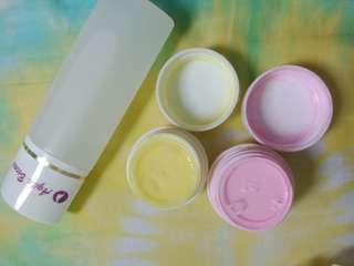 Cream pemutih/ cream penghilak felk hitam / cream glowing