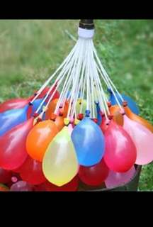 💥SELLING CHEAP 💥111 Pcs Summer Outdoor Party Prank Water Balloon Bombs  WATER TOYS WATER BALLOONS