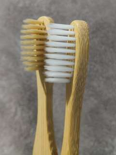 Wooden Bamboo Toothbrush