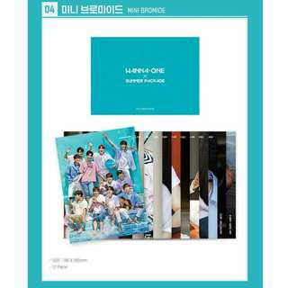 [NEW PRICE] W1 SUMMER PACKAGE