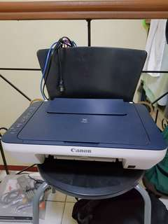 Almost New! Canon Pixma MG2922 (Print/Scan/Copy)