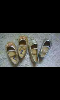 Old Navy and Cotton On Shoes
