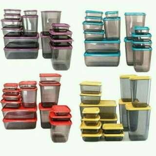 Container makanan Calista ORIGINAL