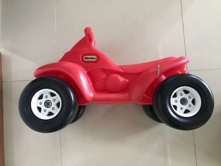 Little tikes Toy car