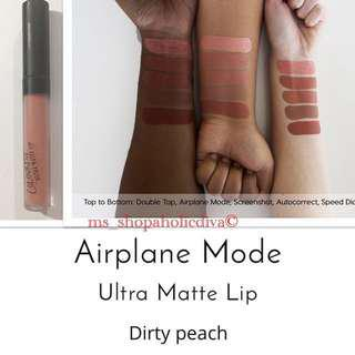 ❤️LAST 1 Authentic & LIMITED EDITION Authentic AIRPLANE MODE COLOURPOP - ULTRA MATTE FULL SIZE