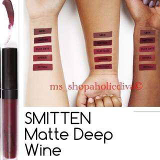 ❤️Authentic & LIMITED EDITION Authentic SMITTEN COLOURPOP - ULTRA MATTE FULL SIZE