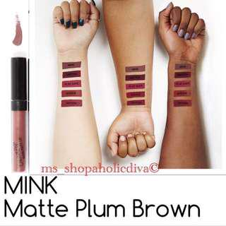 ❤️Authentic & LIMITED EDITION Authentic MINK COLOURPOP - ULTRA MATTE FULL SIZE