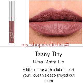 ❤️LAST 1 Authentic TEENY TINY COLOURPOP - ULTRA MATTE FULL SIZE