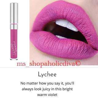 ❤️LAST 1 Authentic LYCHEE COLOURPOP - ULTRA MATTE FULL SIZE